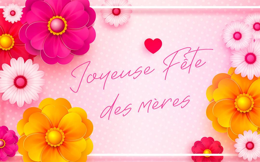 Menu fête des mères by Meal & go